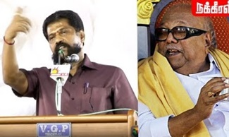 Nakkheeran Gopal about Kalaigner Karunanidhi