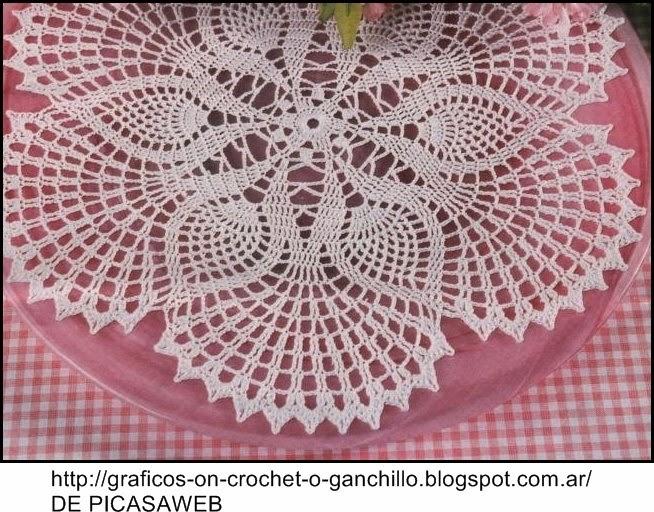 Excelente Patrón De Crochet Para La Mariposa Ornamento - Ideas de ...