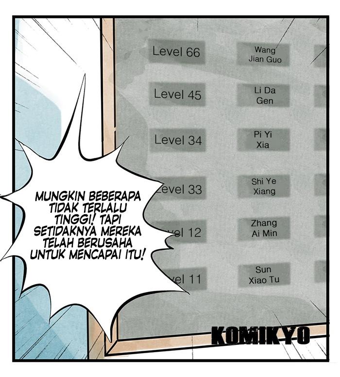 Baca Komik Tower into the Clouds Chapter 2 Bahasa Indonesia Kintamaindo