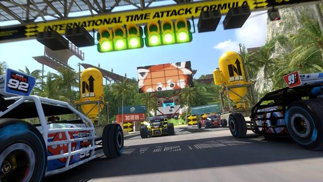 Trackmania Turbo PC Full Español