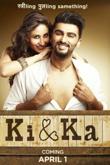 Download Film Ki and Ka (2016) DVDscr Subtitle Indonesia