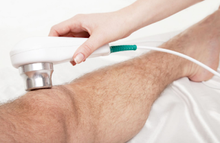 Knee pain can often be treated at home