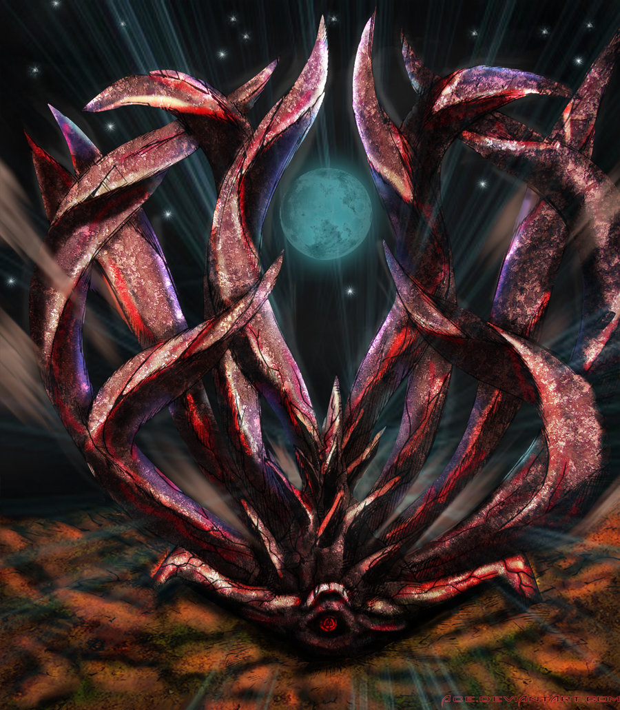 Juubi The Ten Tailed Beast Resurrection 14 Fan Arts | Your ...