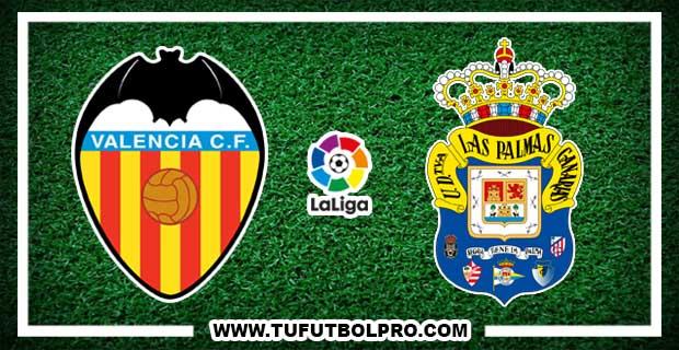 Ver Valencia vs Las Palmas  EN VIVO Por Internet Hoy 18 de Agosto 2017