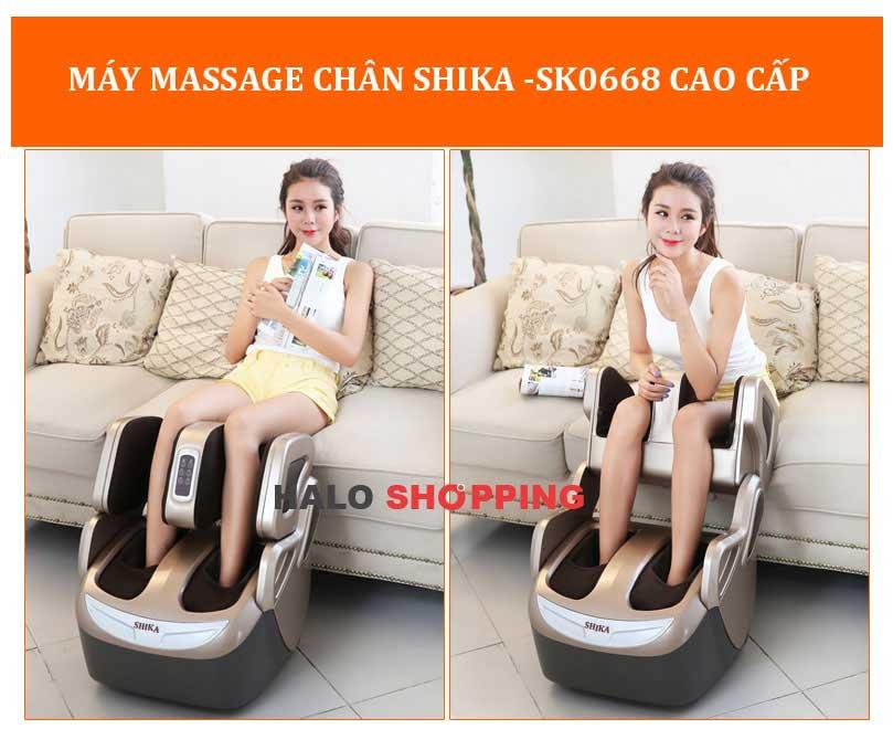 Kết quả hình ảnh cho mua máy massage chân shika
