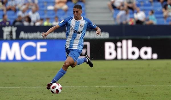 Málaga, Abqar citado por Marruecos Sub-23