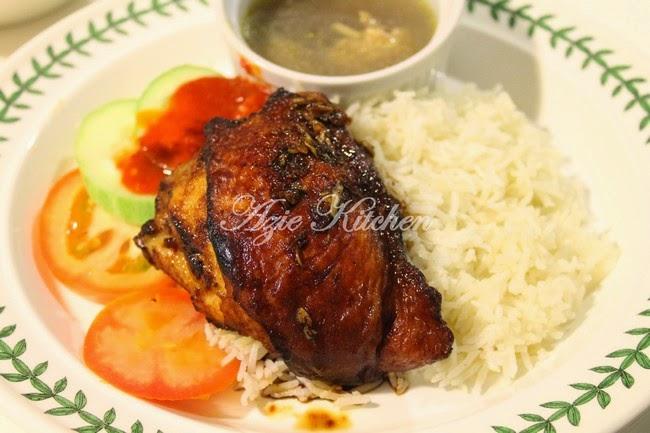Nasi Ayam Resepi Turun Temurun Yang Sangat Sedap