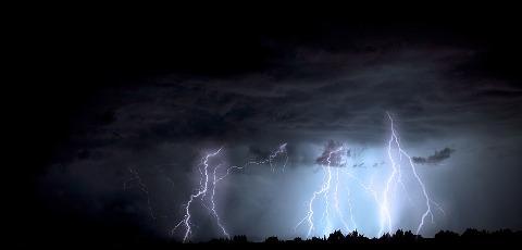 7. Catatumbo Lightning