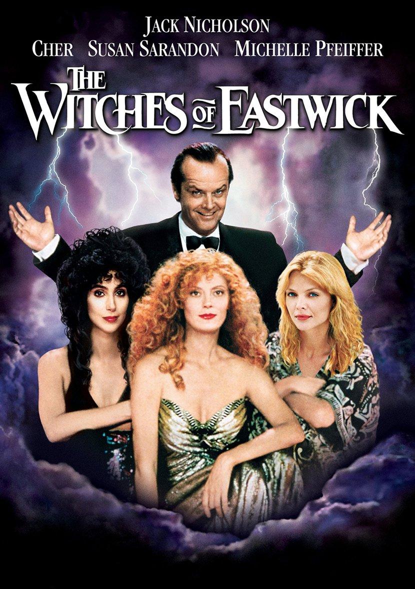 As Bruxas de Eastwick - Poster