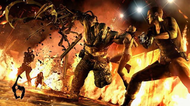 Resident evil 6 Free  Download Repack
