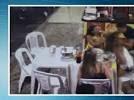 VÍDEO - Jovem é espancada por ex-namorado em lanchonete