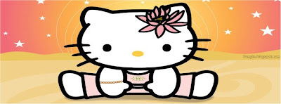 sampul facebook hello kitty