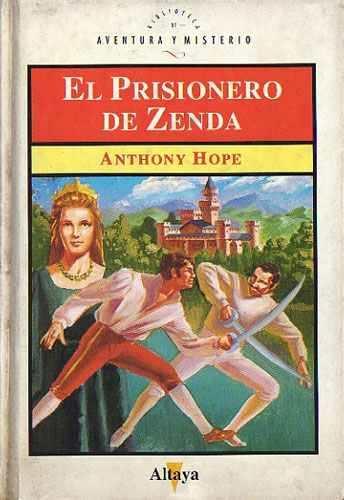 El Prisionero De Zenda – Zend
