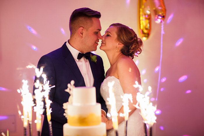 Das perfekte Hochzeitsdinner