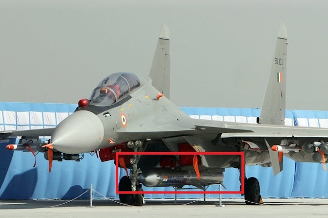 Image Attribute: Su-30MKI with BrahMos ALCM / Source: Indian Air Force