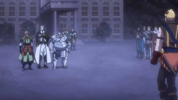 アニメ「オーバーロード3」6話感想:アインズの拠点がついにバレる!?伯爵の命を受けたワーカー(冒険者)