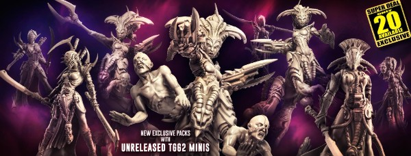 Centaurs From Hell: Some Crazy Good Miniatures.