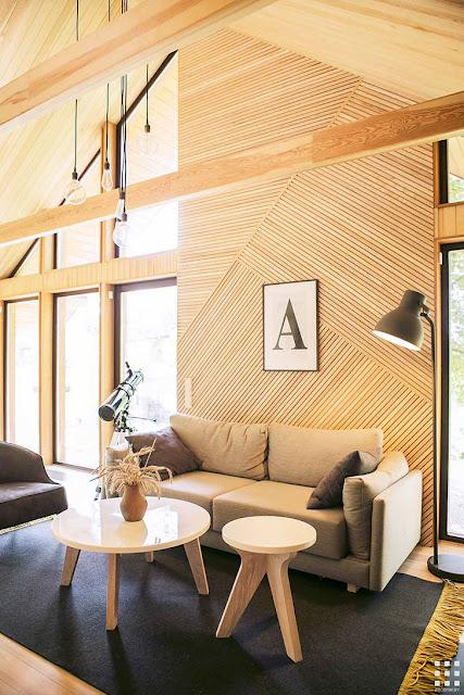 casa modulara din lemn