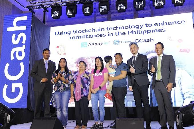 AlipayHK and GCash launch cross-border remittance service powered by Alipay's blockchain technology