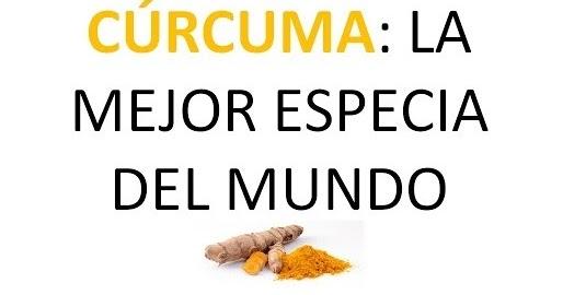 buy online c26fb 56321 Conspiraciones y Noticias Actuales  Cúrcuma, La Mejor Especia del Mundo