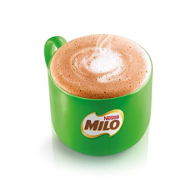 Minum Milo