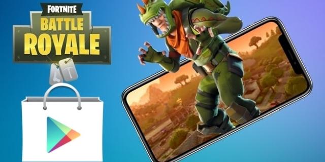 epic games fortnite android descargar