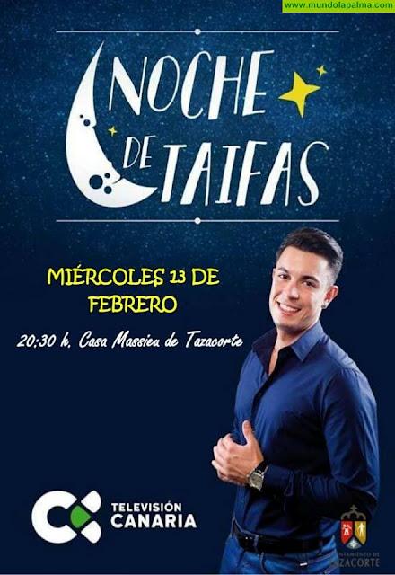 Noche de Taifas en Tazacorte