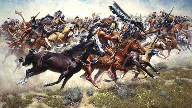 Custer's Last Stand – the Battle of Little Bighorn