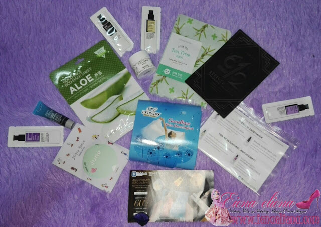 Limited goodies bag istimewa buat pelanggan Hermo