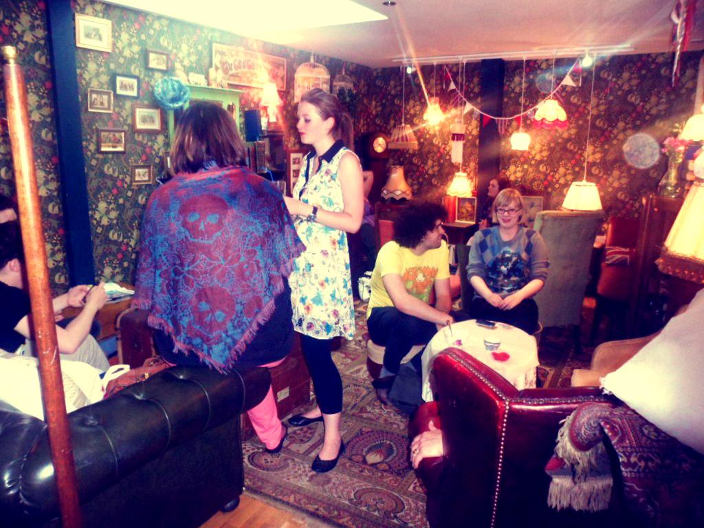 Deerly Beloved Bakery Biddy S Tea Room Take Away Launch