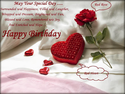 Happy Birthday Wises Cards For friends: surrounded wide happiness, filled wide laughter,