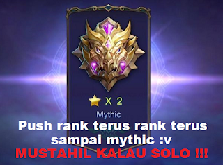 Cara menang ranked solo mobile legends