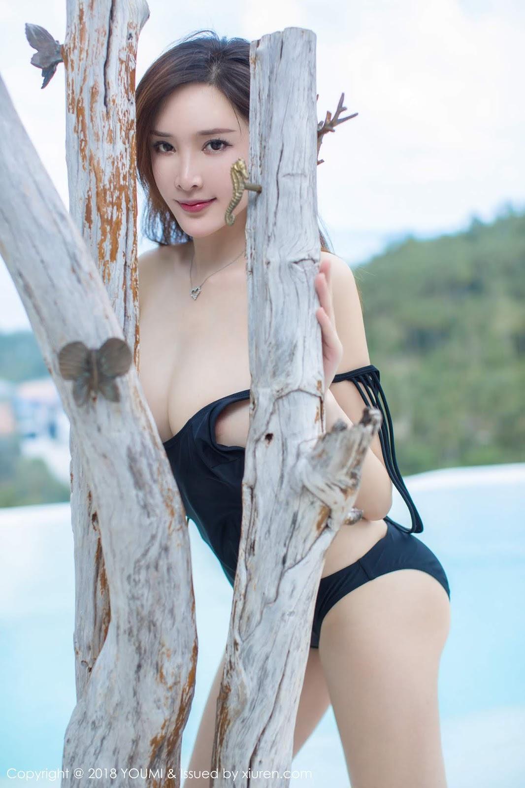 [YouMi] Vol.173 Tu Fei Yuan Ai Cuo Qiong 土肥圆矮挫穷 - Ảnh đẹp