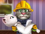 Igrica Tom Become Fireman 2