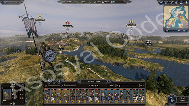 total, war, saga, :, thrones, of, britannia, incelemesi,