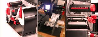 เครื่องพิมพ์บาร์โค้ดคุณภาพสูง