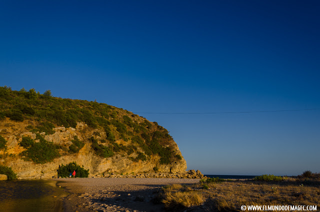 Las mejores playas del Algarve - Playa de Boca do Río