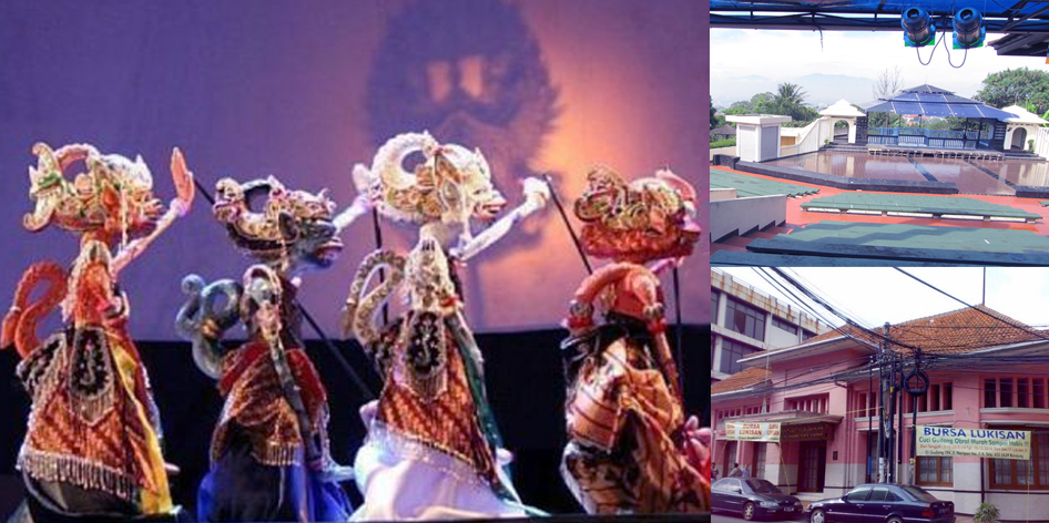 Event Seni Budaya di Bandung tahun 2016