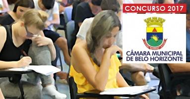 Apostila Concurso Câmara de Belo Horizonte 2017