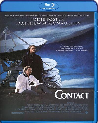 Contact [1997] [BD25] [Español]