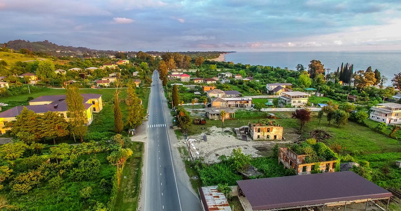 сенаки грузия фото
