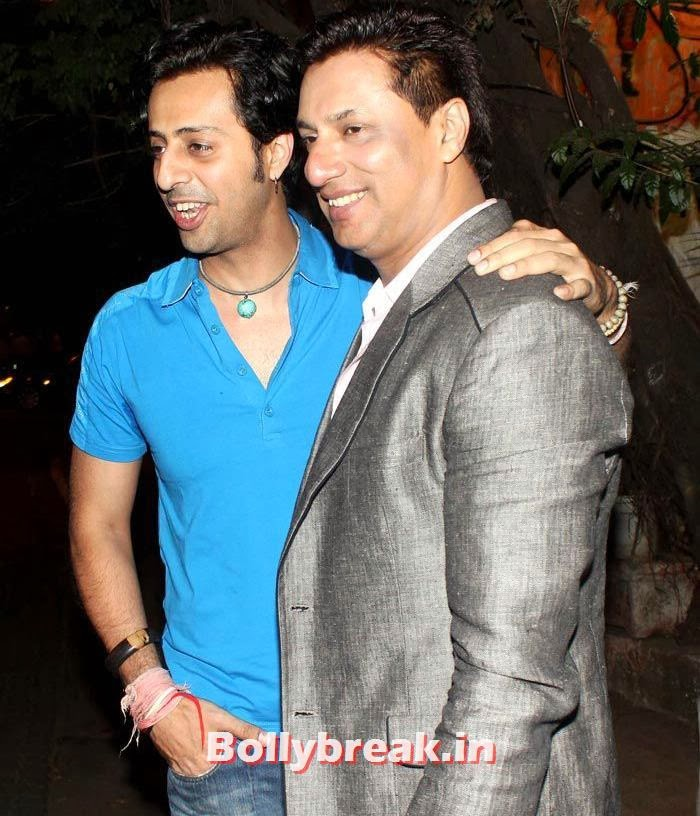 Salim Merchant, Madhur Bhandarkar, Vikas Bahl's Birthday Bash Photo Gallery