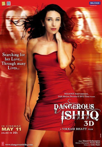 Dangerous Ishq (2012) Movie Poster