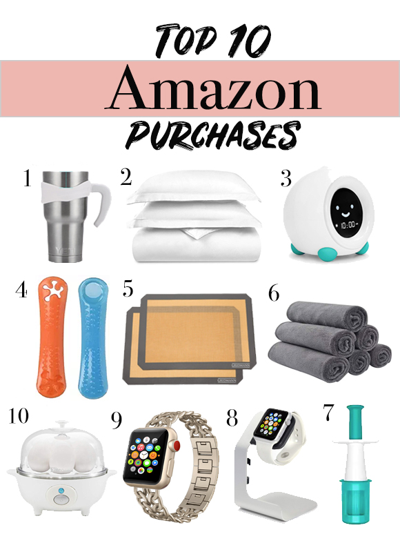 top ten amazon must buy products www.MalenaHaas.com
