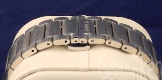 Huawei Watch: deutlich sichtbare Kratzer im Gliederarmband