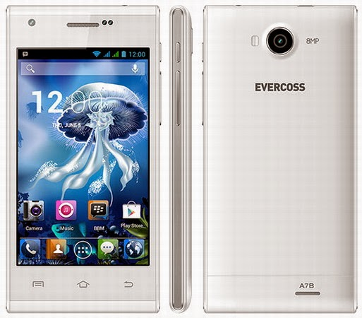 Harga hp Evercoss A7B