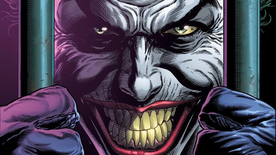 Joker, Smile, DC, Supervillain, 4K, #6.2108