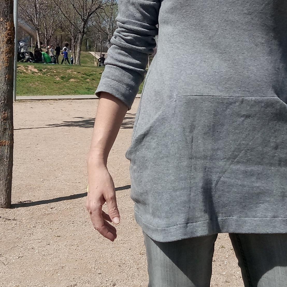 túnica mujer handmade