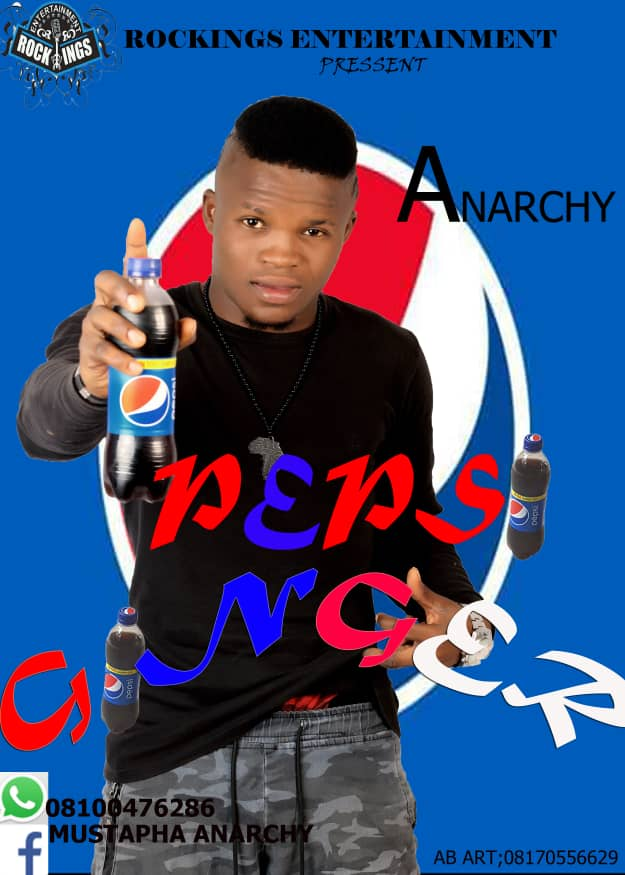 [MUSIC] ANARCHY-Pepsi ginger
