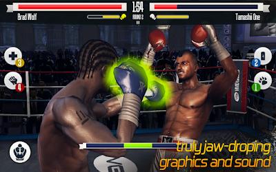 Download Real Boxing Mod Apk Unlimited Coins VIP 2.4.0 Terbaru